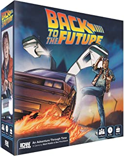 Back to The Future Adventure Through Time Game