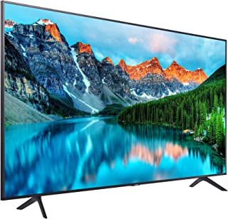 Samsung Monitor BET-H Business Tv da 50'', 4k UHD 3840×2160 pixel, DVB-T2CS2, Wi-Fi, Nero