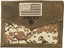 Ariat - Sport Patriot Bifold Wallet