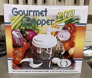 gourmet quick chopper 2000