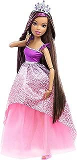 Barbie Dreamtopia Princess Doll, Pink/Purple