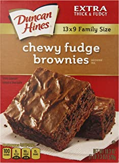 Best duncan hines extra thick chewy fudge brownie mix Reviews