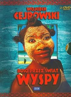 Boso przez Ĺwiat: Wyspy - Wojciech Cejrowski BOX [3DVD] (No English version)