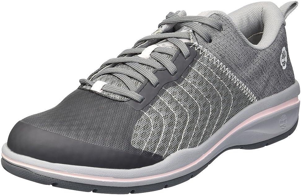 下に向けます逸話露出度の高いTimberland PRO Women's Healthcare Sport Soft Toe Health Care Professional Shoe, Grey, 12 M US