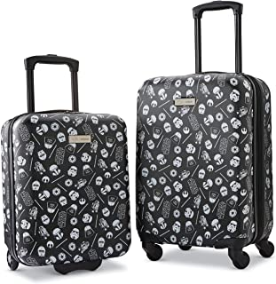 چمدان هاردساید دیزنی توریستر آمریکایی با چرخ های چرخان ، جنگ ستارگان