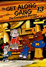 The Get Along Gang : The Complete Series - 2 disc box set
