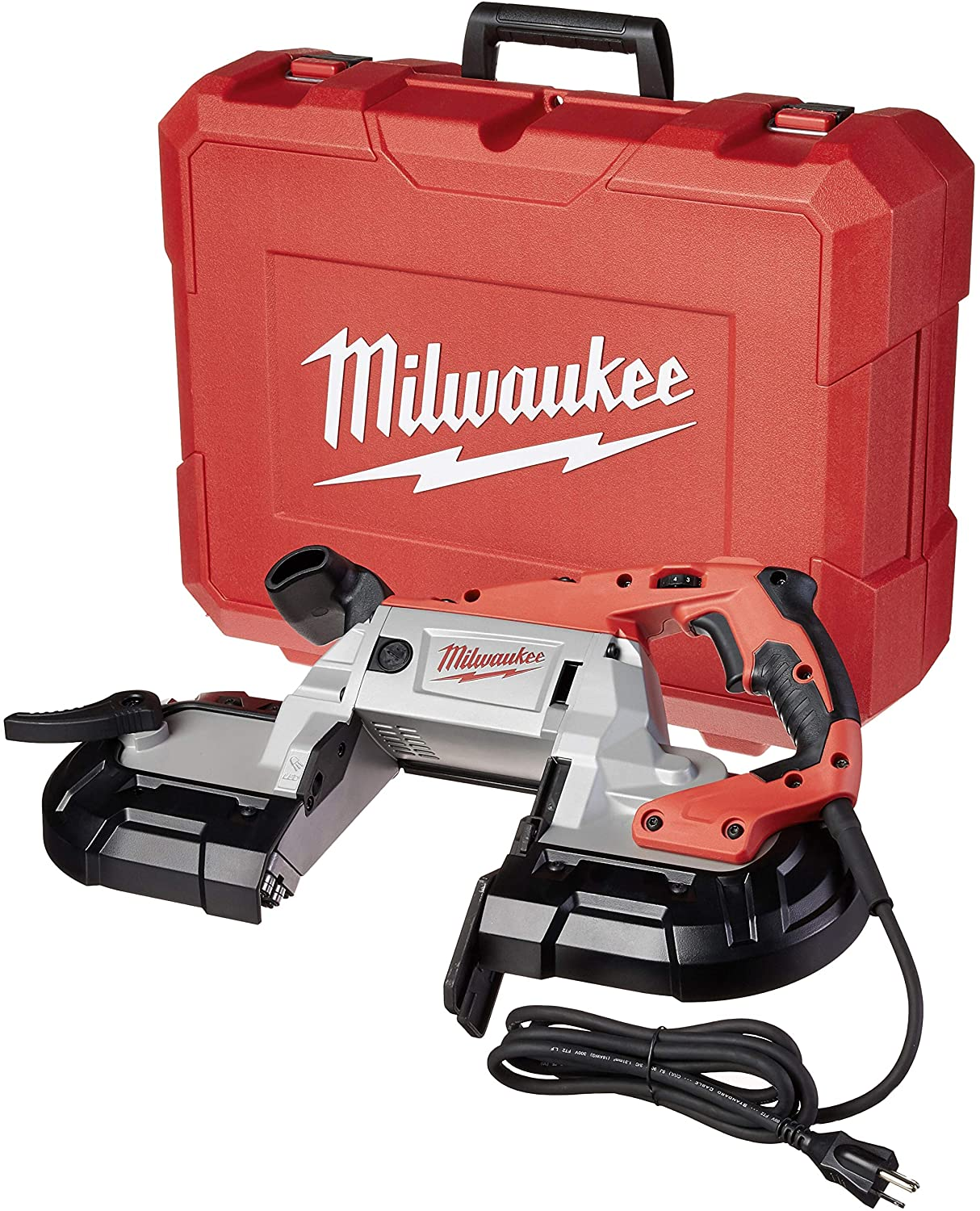 MILWAUKEE'S 6232-21 Popular brand Deep Cut Band 5619-20 At the price Saw Case W