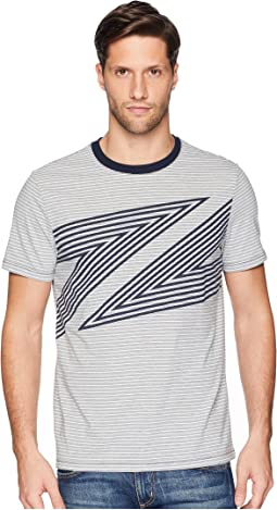 Perry ellis texture slub v neck tee shirt at 6pm.com 7319e01a8