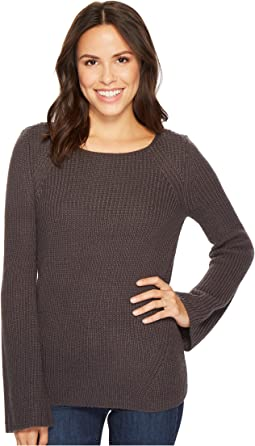 NYDJ - Boat Neck Bell Sleeve Sweater