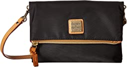 Miramar Fold-Over Zip Crossbody