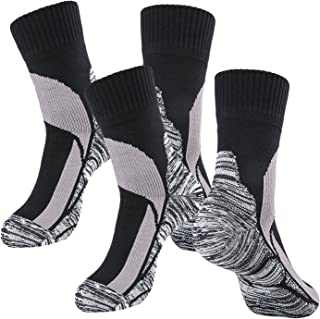 Waterproof Hiking/Hunting/Skiing/Fishing Randy Sun Breathable Seamless Outdoor Sports/Working Socks