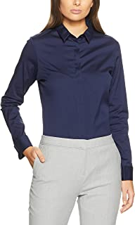 Oxford Women Angel French Cuff Stretch Shirt
