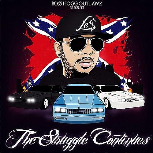 le$ the struggle continues