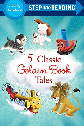 Five Classic Golden Book Tales (Step into Reading)