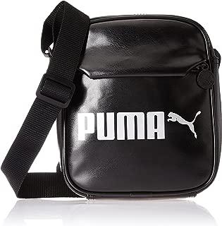 Campus Portable PU Bag, Unisex Adulto