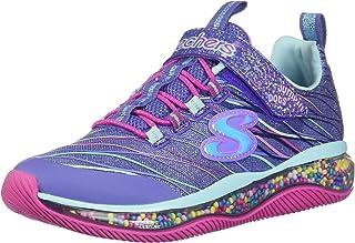 Skechers Unisex-Child Skech-air Jumpin'dots Sneaker