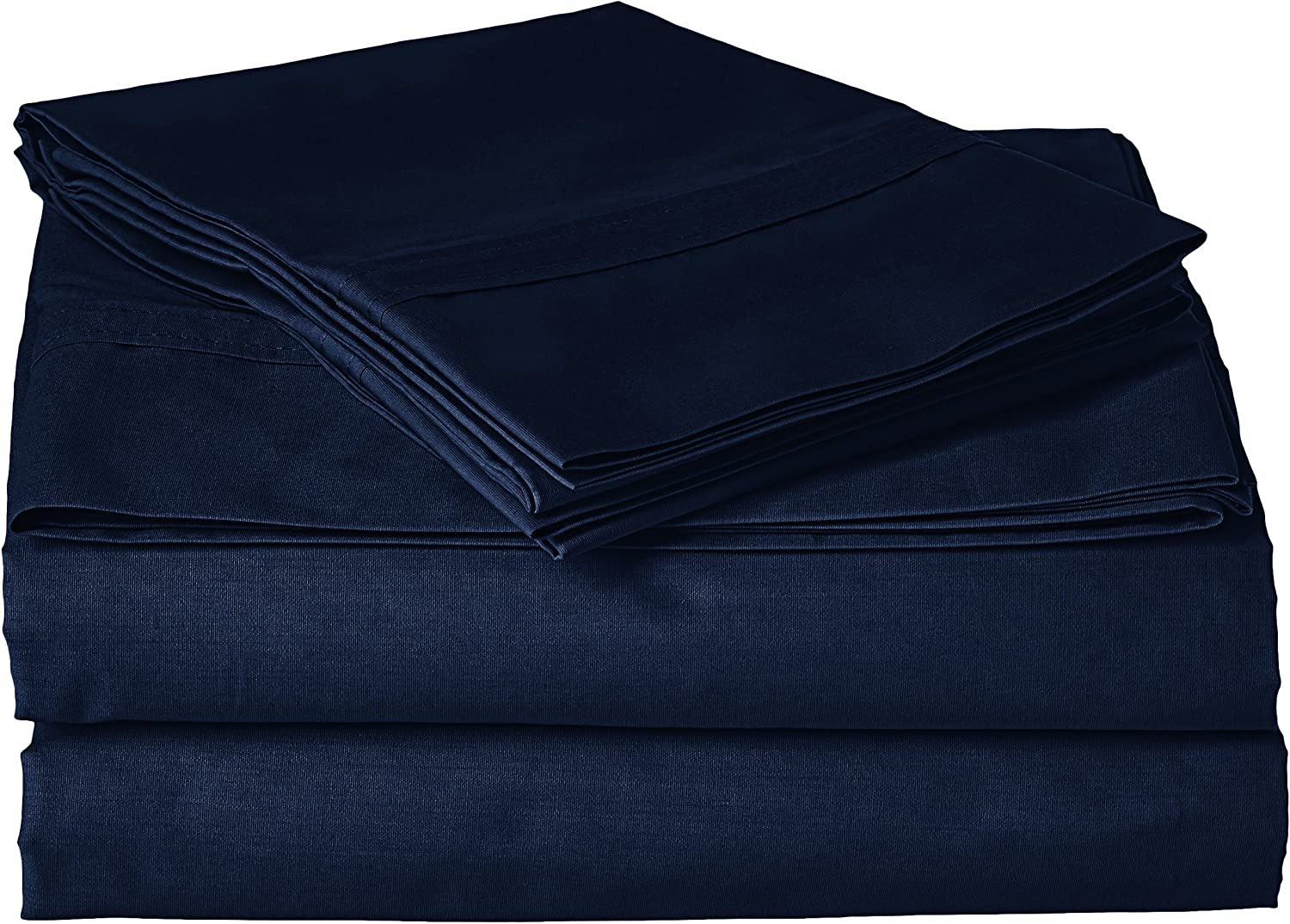 Tribeca Living Max 71% OFF Egyptian Cotton Percale Poc 300 Thread Deep Max 85% OFF Count