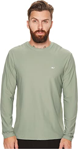 O'Neill Mixed Uv Long Sleeve Rash Tee