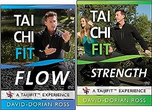 Bundle: Tai Chi Fit 2-DVD set - FLOW / STRENGTH with David-Dorian Ross