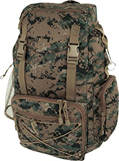 Marines Marpat Woodland Digital Camo Cargo Rucksack