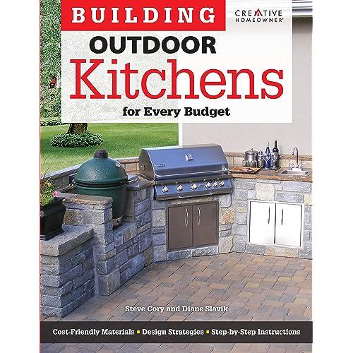 Outdoor Kitchen Plans Amazon Com