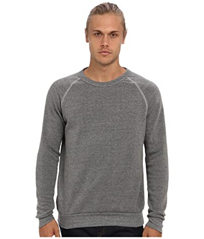 Alternative Champ Eco Fleece Sweatshirt (Eco Grey) Men