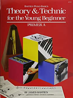 Bastien Theory & Technic Young Beginner Primer A