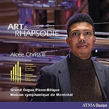 Alcee Chriss III: Art & Rhapsodie - CIOC 2017 First Prize