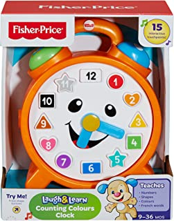 Laugh & Learn - Counting Colours Clock