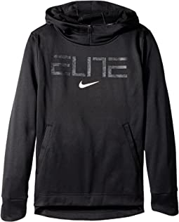 Nike Kids - Therma Elite Pullover Basketball Hoodie (Little Kids/Big Kids)