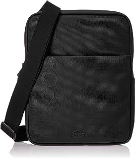 Lacoste Mens Crossbody Bag, Black (000) - NH3135PO