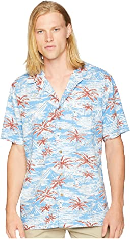 Sumo Surfers Short Sleeve Woven Shirt
