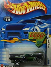 Hot Wheels 2002 First Editions Jester 5 of 42 Collector #017 Race & Win Card