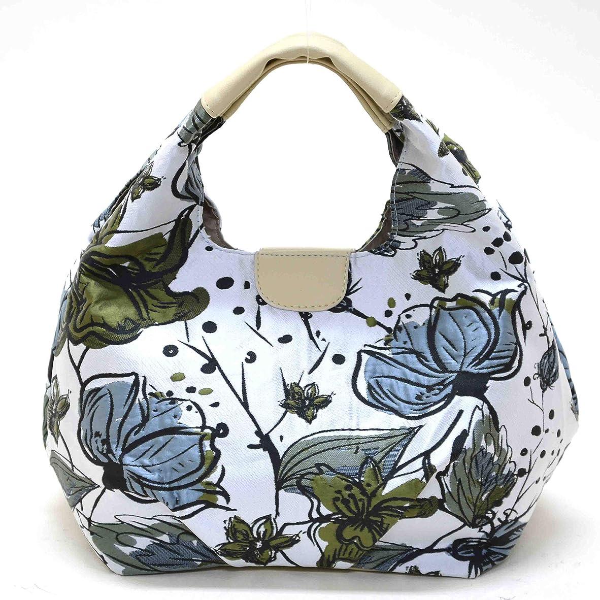天才甲虫残酷[Avancer] 花柄 手提 ショルダー レディース ファッションバッグ <76372> 春物 お出掛け