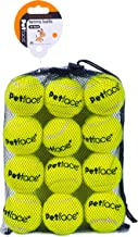 Petface Standard Tennis Balls Dog Toy,