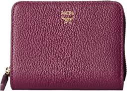 MCM - Milla Mini Zipped Wallet