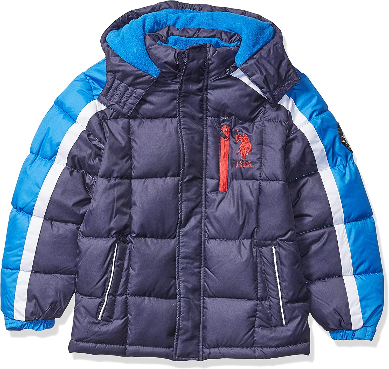 U.S. Polo Assn. Boys' Bubble New sales Super sale Styles Available More Jacket