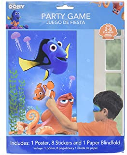 Party Game | Disney /Pixar Finding Dory Collection | Party Accessory