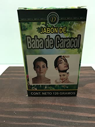 SNAIL SOAP / JABON DE BABA DE CARACOL, NATURAL ANTIBIOTIC, ultraviolet OXYGENATE