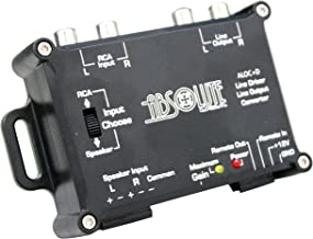 Absolute USA ALOC+D 2 Channel Line Output Converter with Line Driver