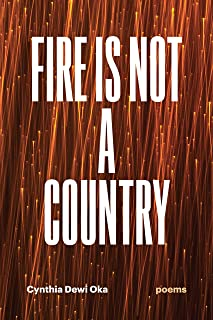 Sponsored Ad - Fire Is Not a Country: Poems