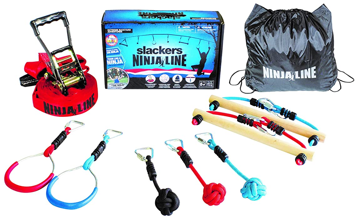 Slackers NinjaLine 36' Intro Kit