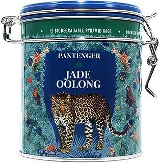 Pantenger Oolong Tea Bags, Taiwanese Milky Oolong From High Altitude Single Estate Tea Garden in Alishan. 15 Pyramid bags....