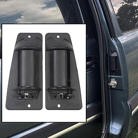 15758172 15758171 Exterior Outside Rear Door Handle Left Right Extended Cab for Chevrolet Silverado 1500 2500 3500 GMC Sierra 1500 2500 1999-2007