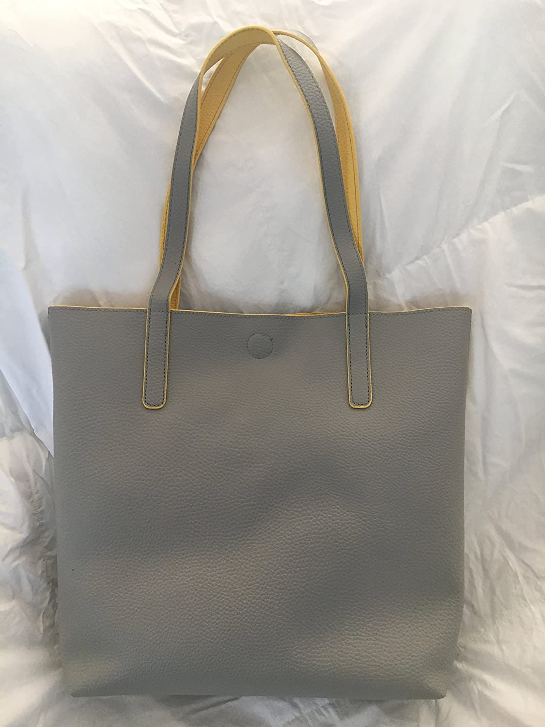 Personalized Faux 5% OFF Leather Tote Bag Tot Custom New item