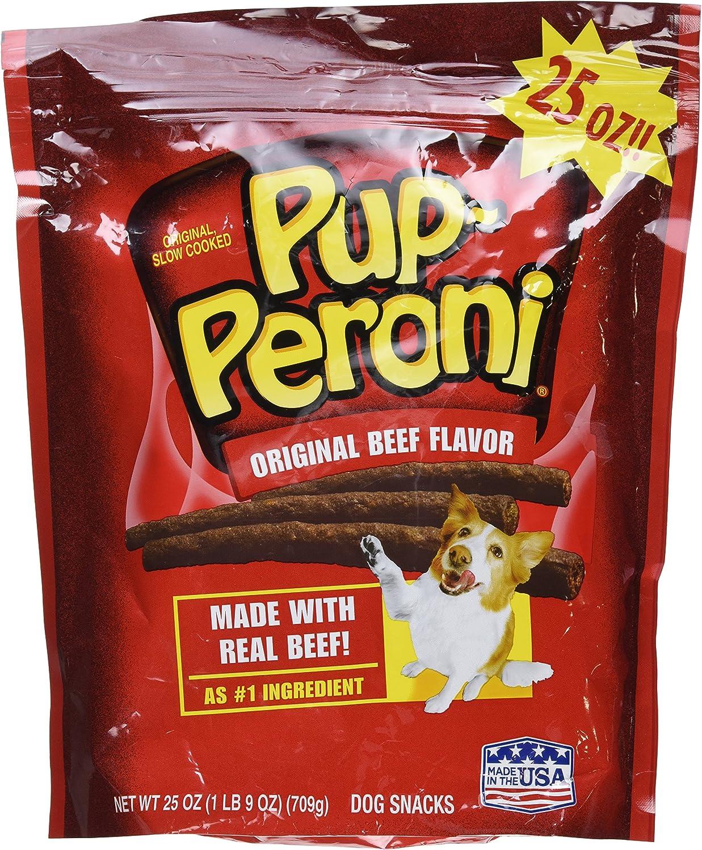 PupPeroni Beef Dog Treats (25 oz.)