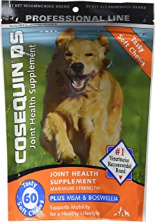 DS Plus MSM Pro Line for Dogs, 60 Soft Chews