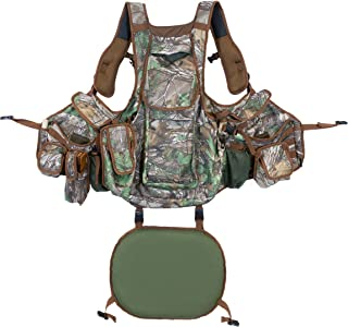 turkey hunting vest with seat