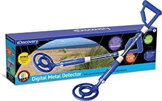 Discovery Kids Digital Metal Detector Outdoor Adventure