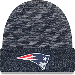 New Era New England Patriots Knit On Field 18 TD Winter Hat